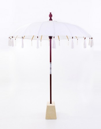 houthuis umbrella